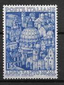 Italia 1950 - AFA 714 - Käyttämätön