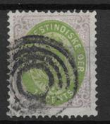 D.V.I. 1876 - AFA 12 - stemplet