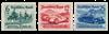 Empire Allemand - 1939 -  Michel 695/697 - Neuf avec charnières