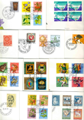 Switzerland - Duplicate lot first day covers