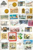 Western Germany - Kiloware / Stamp mixture - Commemoratives - 200 g. (7.00