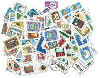 Iran - 200 different stamp - Mint