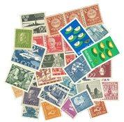 Sverige - 32 sjældne mærker - postfrisk