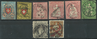 Schweiz - 1851-1920
