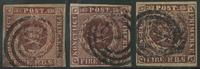 Danmark - 1851-53