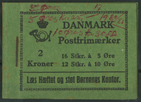 Danmark - Hæfter - 1936