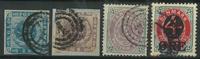 Danmark - 1855-1912