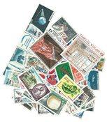 Réunion - Frimærkepakke - ca. 38 postfriske frimæ rker