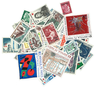 Reunion - Stamp packet - Approx. 58 mint stamps