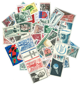 Reunion - Stamp packet - Approx. 90 mint stamps