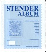 Stender tillæg Danmark 2016 superb med lommer side LP 163-167