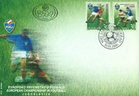 Yougoslavie - Enveloppe football
