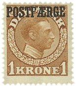 Postfærge - AFA 4 - Ubrugt