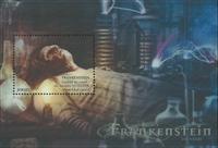 Jersey - Frankenstein - Bloc-feuillet neuf 3D