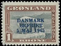 Grønland - 1945