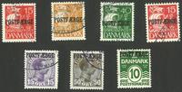 Danmark - Postfærge-1919-1936