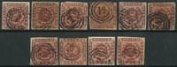 Danmark - 1858