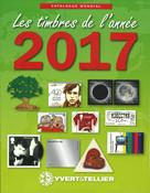Yvert & Tellier - Catalogue les timbres de l'année 2017