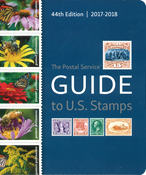Etats-Unis - Catalogue de timbres 2018