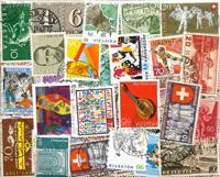 Svizzera - lotto di circa 350 doppi