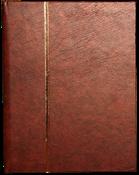 Indstiksbog - 17x23 cm - 16 sider brun
