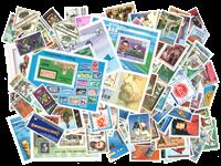Keski-Afrikka - 1960-1979 - 265 postimerkkiä ja 46  blokkia I