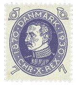 Danmark  Bogtryk AFA 187