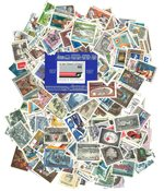 Austria - 1000 different stamps