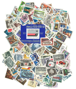 Austria - 1000 different commemorative stamps