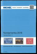 MICHEL - North America 2018 - Stamp catalogue