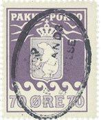Grønland pakkeporto AFA 13 #