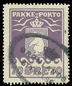 Grønland pakkeporto AFA 10 #