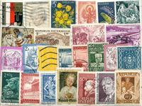 Austria before 1955 - Duplicate lot