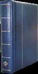 LEUCHTTURM Reliure à barre rotative PERFECT DP, bleu