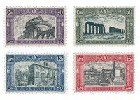 Italien 1928 - Sassone 220-23 - Postfrisk
