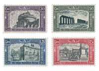 Italie - 1928 - Sassone 220-23 - neuf