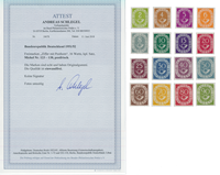Bundespost - 1952 - Michel 123-38 - Postfris