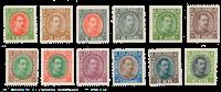 Island 1931/1933 - AFA 156/66 - Ubrugt