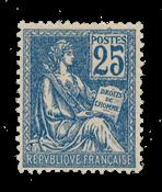 Frankrig - YT 118 postfrisk