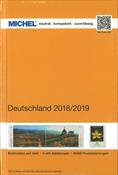 Michel catalogue Allemagne 2018-19