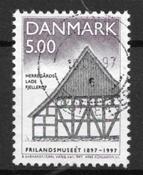 Danmark  - AFA 1141x - stemplet
