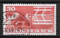 Danemark - AFA 382x - Obliteré