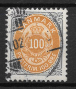 Danmark  - AFA 31B - stemplet
