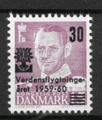 Danmark  - AFA 380y - postfrisk