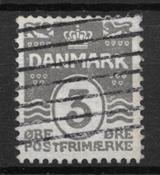 Danmark  - AFA 44y - stemplet