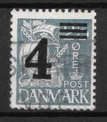 Danmark  - AFA 221x - stemplet