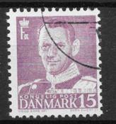 Danmark  - AFA 319ax - stemplet