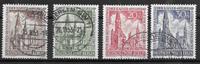 Berlin 1953 - AFA 108-111 - Obliteré
