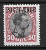 Danmark 1919 - AFA PF 3 - postfrisk