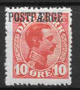 Danmark 1919 - AFA PF 1 - postfrisk